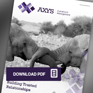 Axys Investment Management - Download Brochure